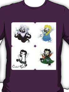 "Caleb Hyles, ""Fall For Disney, Showtunes Summer, and Nerd Week!""  T-Shirt"