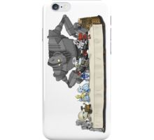 The L@$t $upp3r iPhone Case/Skin