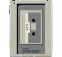 Walkman iPad Case/Skin