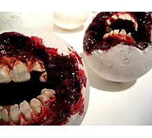 Zombie Balls! Photographic Print