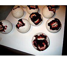 More Zombie Balls??!  WTF Photographic Print