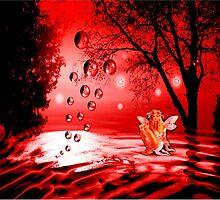 RedBubble Fantasy by Greta  McLaughlin