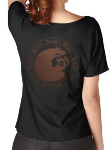 Grizzly's Sloth Women's Relaxed Fit T-Shirt