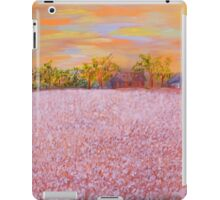 Cotton at Sunset iPad Case/Skin