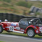 Airborne at Knockhill by horrgakx