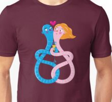 Worms in Love Unisex T-Shirt