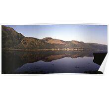 Loch Duich Scotland Poster