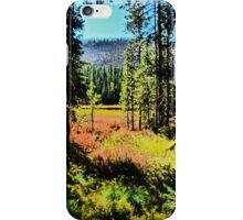 Autumn Cometh iPhone Case/Skin