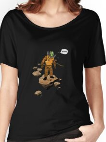 Astrozombie (no bg) Women's Relaxed Fit T-Shirt