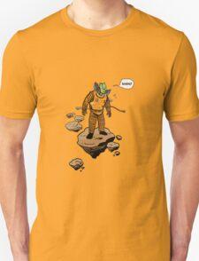 Astrozombie (no bg) T-Shirt