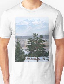 Beneath the Mountains Unisex T-Shirt