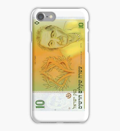 10 Old Shekel note bill iPhone Case/Skin