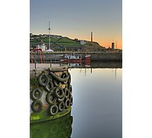 Historic Harbour Photographic Print