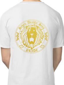 Lion's Pride Back Classic T-Shirt