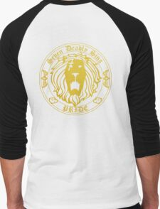 Lion's Pride Back Men's Baseball ¾ T-Shirt