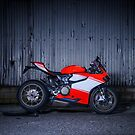 Ducati 1199 Superleggera by Jan Glovac Photography