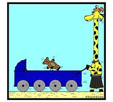 Hagen Cartoons: Parenting Special No1 by Hagen