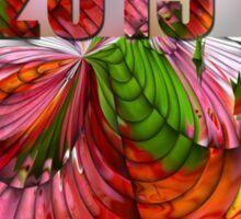 New year 2015 Sticker