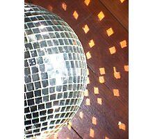 Disco Fever Photographic Print