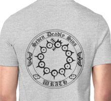 Wrath, The Dragon Unisex T-Shirt