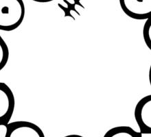 Wrath, The Dragon Sticker