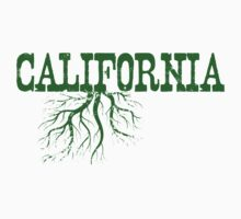 California Roots One Piece - Short Sleeve