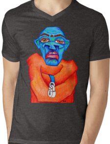 Insane Monster Mens V-Neck T-Shirt