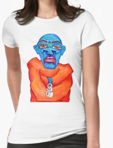 Insane Monster Womens Fitted T-Shirt