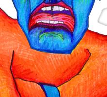 Insane Monster Sticker
