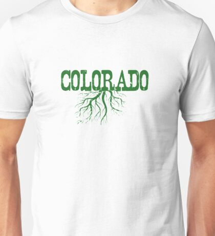 Colorado Roots Unisex T-Shirt