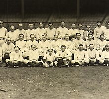 New York Yankees Baseball Team 1926 by Old-Time-Images