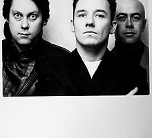 Vic Reeves, Bob Mortimer and the other one by MarkYoung