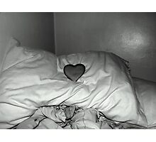 Lonely Heart Photographic Print