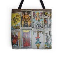 Bad Tarot Tote Bag