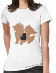 GrowlNine Womens Fitted T-Shirt
