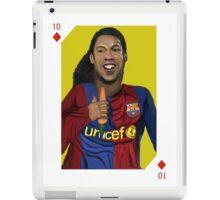 Ronaldinho o Coelho iPad Case/Skin