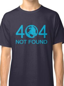 Not Found Classic T-Shirt