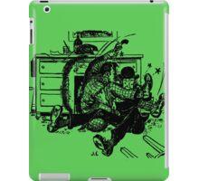 Defective Bureau iPad Case/Skin