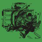 Defective Bureau by perilpress