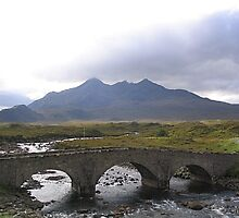 Isle of Skye by fenner