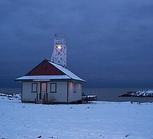 Leuty Lifeguard Station-Toronto by fenner