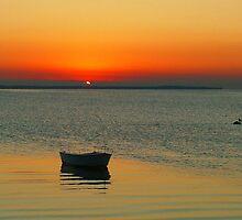 Wynnum Sunrise by pedroski