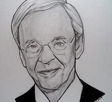 Charles Stanley drawing by RobCrandall