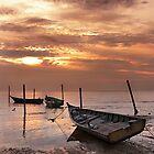Port Dickson Sunset by Simon Deadman