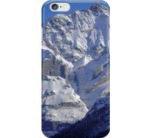 Grindewald Winter Scene iPhone Case/Skin