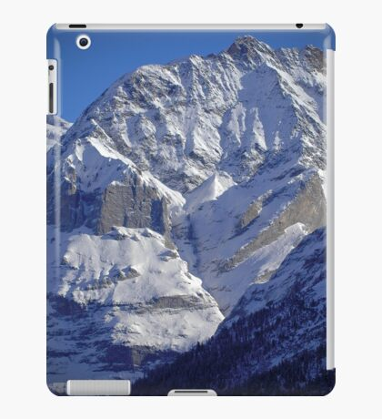 Grindewald Winter Scene iPad Case/Skin