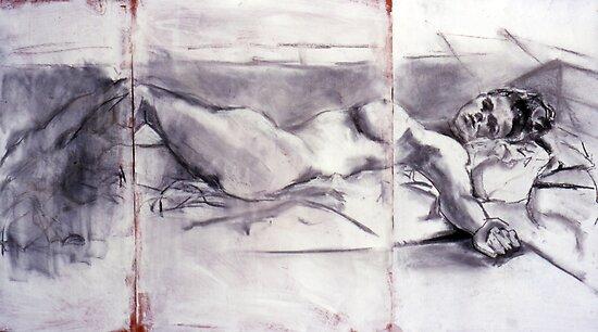 Life Study 025 by Sylvia Karall