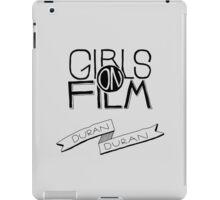 """Girls on Film"" iPad Case/Skin"