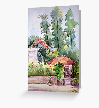 Gokhale Institute, Pune Greeting Card