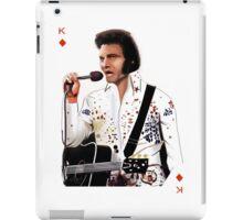 King Presley iPad Case/Skin